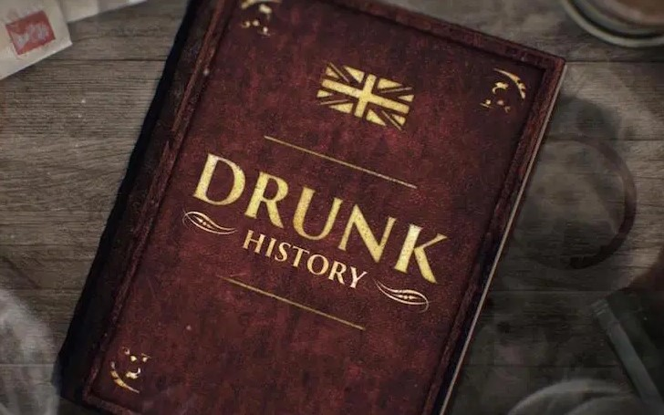 'Drunk History' Gets Canceled After Season 6