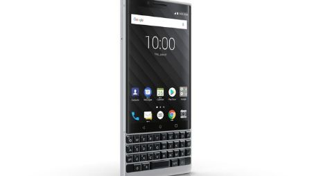 Snippet of Blackberry Key2 released in 2018 which had physical Qwerty Keyword which costs $649.
