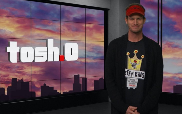 Tosh.0 is Concluding After 12 Season at Comedy Central