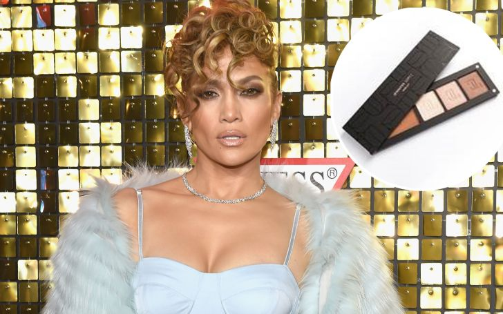 Jennifer Lopez Teases About Her Awaited Makeup Line JLo Beauty