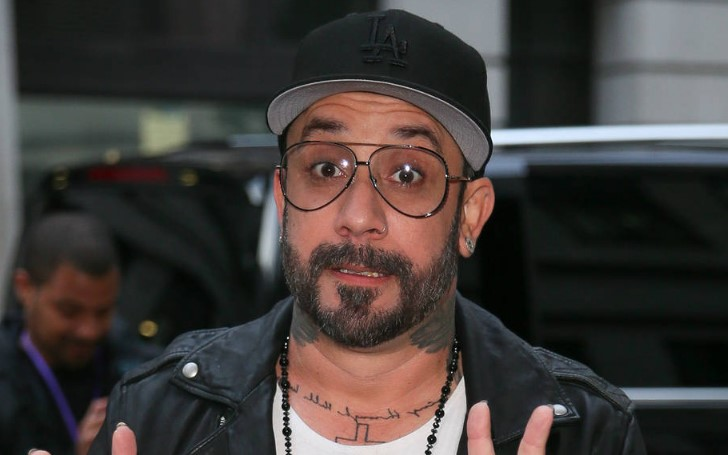 AJ McLean Joins Dancing With the Stars Season 29