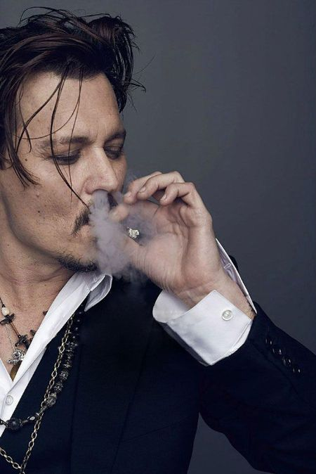 Johnny Depp always had the desire to play a superhero
