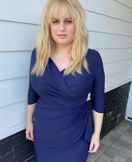 rebel wilson weight loss in 2020.