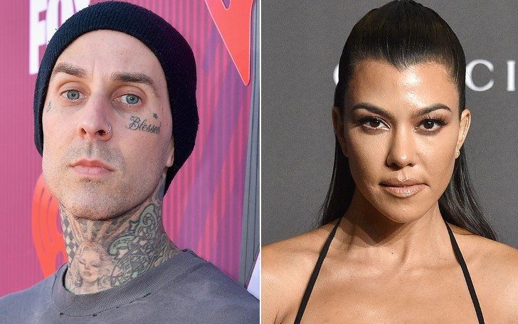 Are Travis Barker and Kourtney Kardashian a Thing Now? Here's What We Know So Far