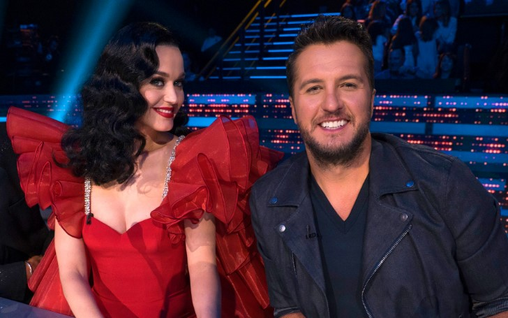 Katy Perry is Pretty Close to Giving BIrth, According to Luke Bryan