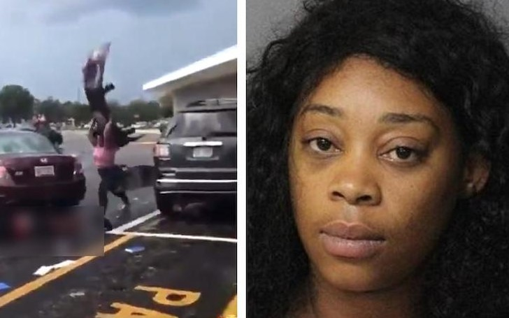 Some Facts to Know About Bashira Tripp, A Woman Who Runs Over a Cheating Boyfriend