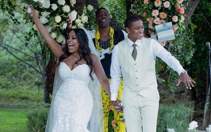 Niecy Nash Surprises Fans Marrying a Woman! It's Jessica Betts not Jennifer! Here's What to You Should Know