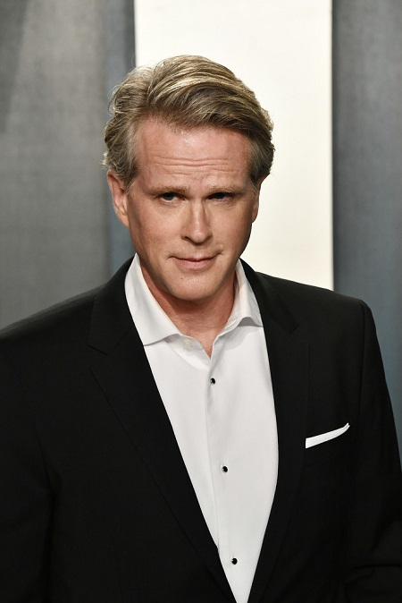 Cary Elwes attends the 2020 Vanity Fair Oscar Party hosted by Radhika Jones at Wallis Annenberg Center for the Performing Arts on February 09, 2020, in Beverly Hills, California.