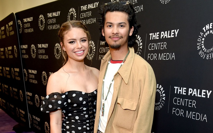 'Cobra Kai's Hannah Kepple Is Not Dating Co-Star Xolo Maridueña! Probably...