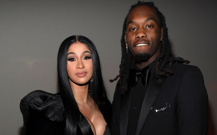Cardi B Files for Divorce from Offset Demanding Child Custody