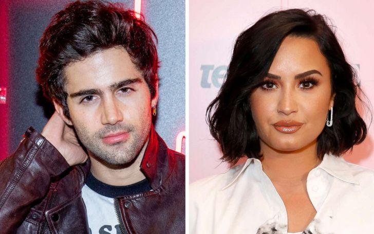 American star couple Demi Lovato and Max Ehrich Ended Their Engagement with Mutual Talk