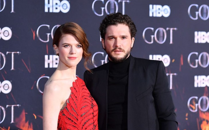 Kit Harington and Rose Leslie are Expecting Their First Child