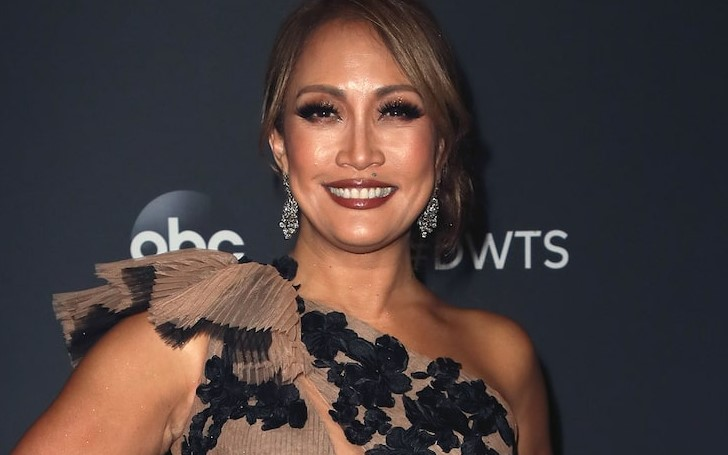 DWTS: Carrie Ann Inaba Steals the Show With Her Pink Hair on Disney Night