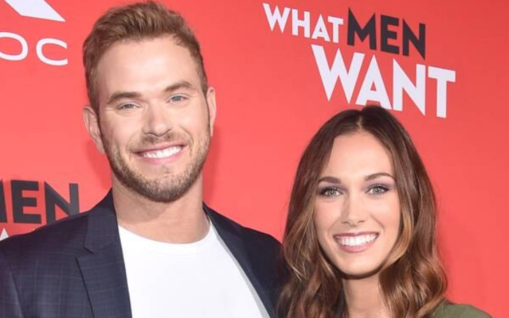 Kellan Lutz and His Wife Wife Brittany Lynn are Expecting a Baby