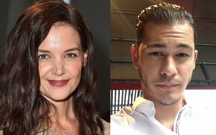 Katie Holmes Sparks Romance Rumors With Chef Emilio Vitolo Jr.