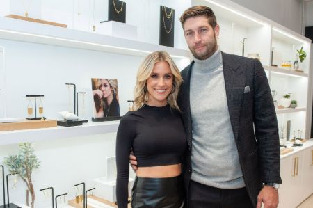 Ex-NFL Star Joy Cutler With Kristin Cavallari