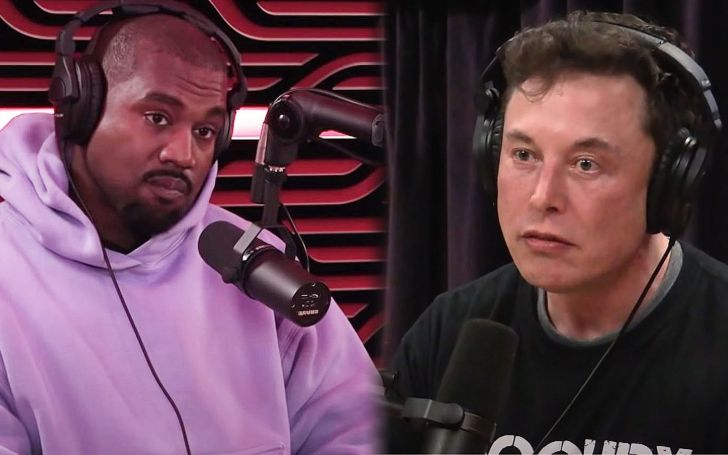 Elon Musk and Kanye West Scheduled to Have a Clubhouse Meeting
