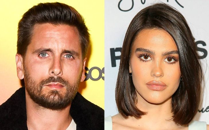 Scott Disick Makes His Love With New Girlfriend Amelia Hamlin Official on Instagram