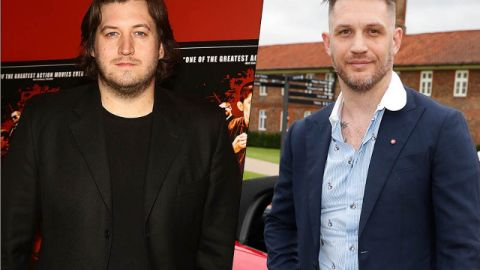 Tom Hardy and Gareth Evans are all set to feature in Havoc.