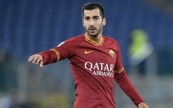 Juventus are Paying Attention to the Contract Situation of Henrikh Mkhitaryan