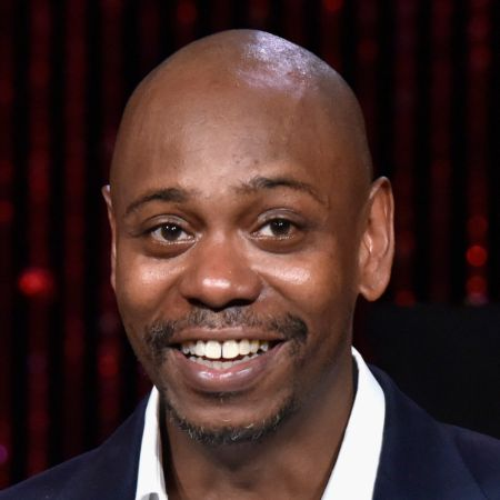 Dave chappelle in a portarit