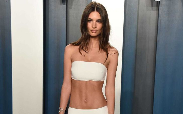 Emily Ratajkowski Gives Birth To Her First Child