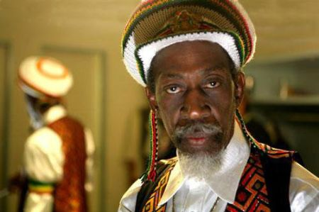Late Bunny  Wailer caught on the camera.