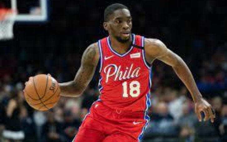Does Philadelphia 76ers Shooting Guard Shake Milton Have a Girlfriend?