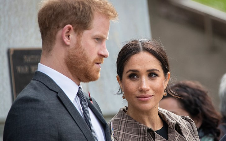 Meghan Markle and her Husband Prince Harry Have been Known to Stray from the British Monarchy