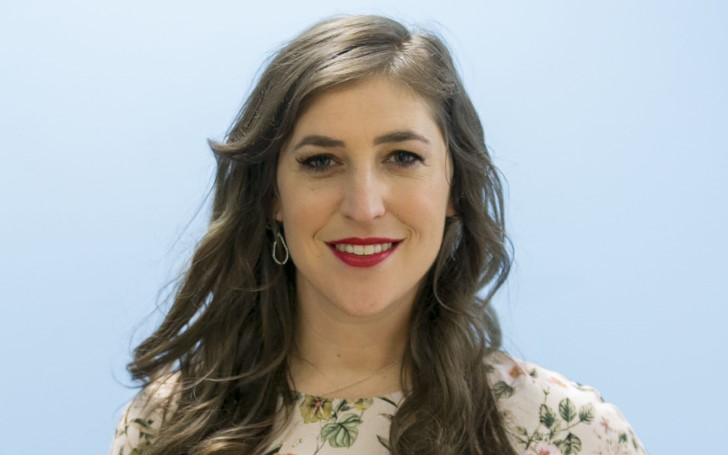 Mayim Bialik Spent Thanksgiving with her Ex–husband, Michael Stone And His New Girlfriend