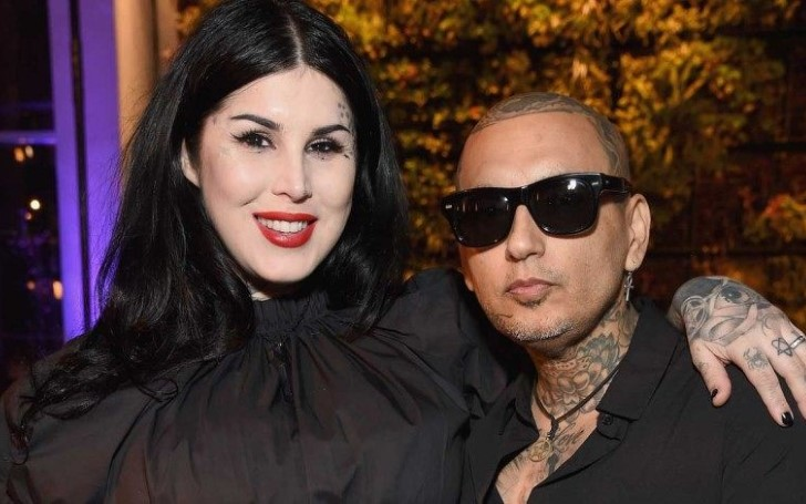 Kat Von D and Husband Rafael Reyes Welcome Their First BabyBoy