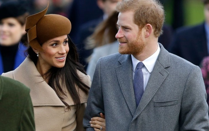 Meghan Markle and Prince Harry Joined Together For his Annual Christmas Tradition