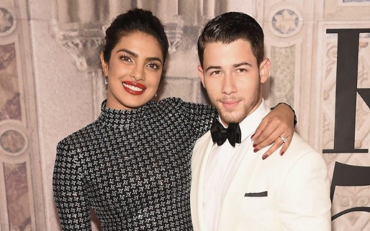 Priyanka Chopra and Nick Jonas Stunning Wedding Dress