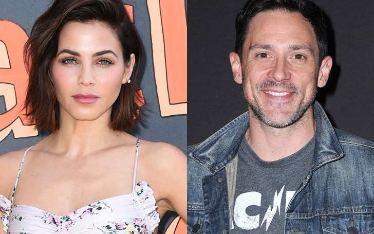 Jenna Dewan's New Boyfriend Steve Kazee are Continuously Dating for a Couple of Months
