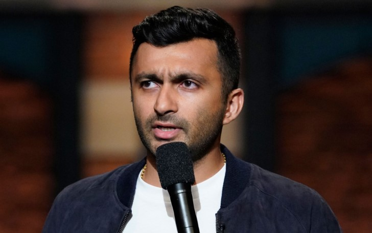 Comedian Nimesh Patel Kicked Off Stage For Inappropriate Jokes