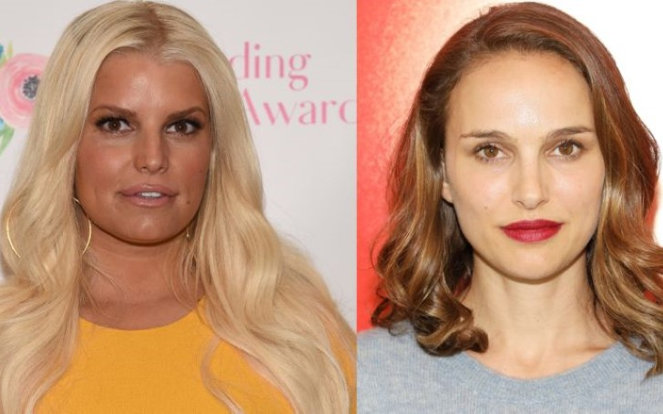 Natalie Portman Apologizes After Jessica Simpson Calls Her Out