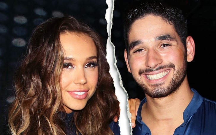 Dancing With the Stars' Alan Bersten and Alexis Ren Splits After Relationship
