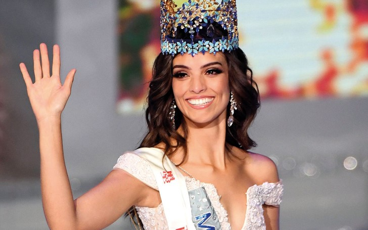 Mexico's Next Top Model Vanessa Ponce Becomes The Miss World 2018