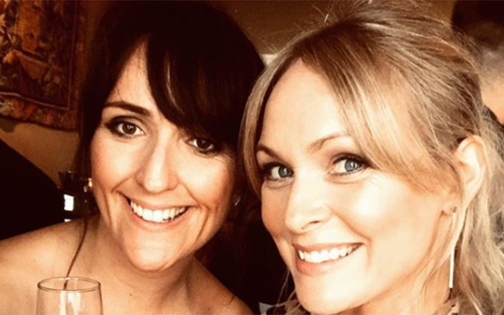 Michelle Hardwick Confirmed Her Engagement With Kate Brooks After Two Months of Relationship