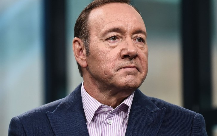 Actor Kevin Spacey Charged For the Alleged Sexual Assault of a Teenage Boy