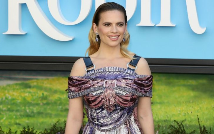 Actress Hayley Atwell's Nude Photos Were Hacked And Posted On X-Rated Website