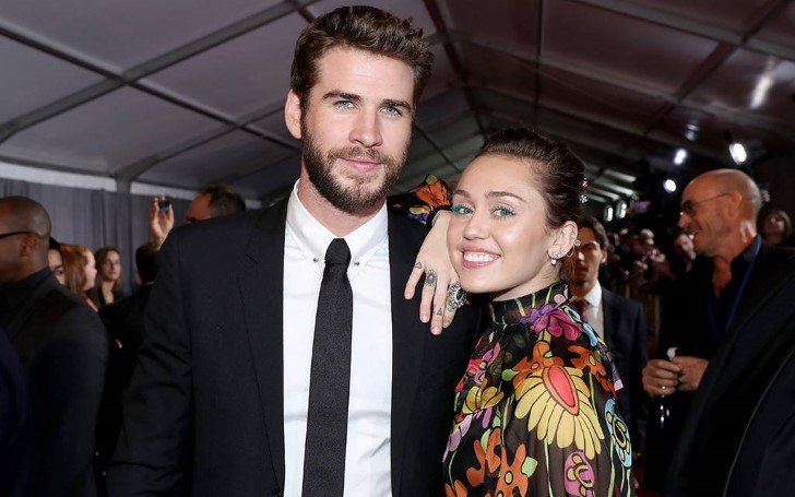 Miley Cyrus and Liam Hemsworth Secretly Got Married Just Before Christmas