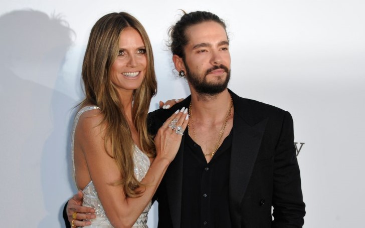 Supermodel Heidi Klum Is Finally Engaged To Her Musician Boyfriend Tom Kaulitz
