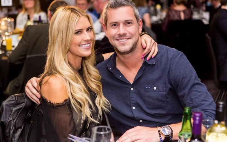 Surprise! Christina El Moussa and Ant Anstead are Married