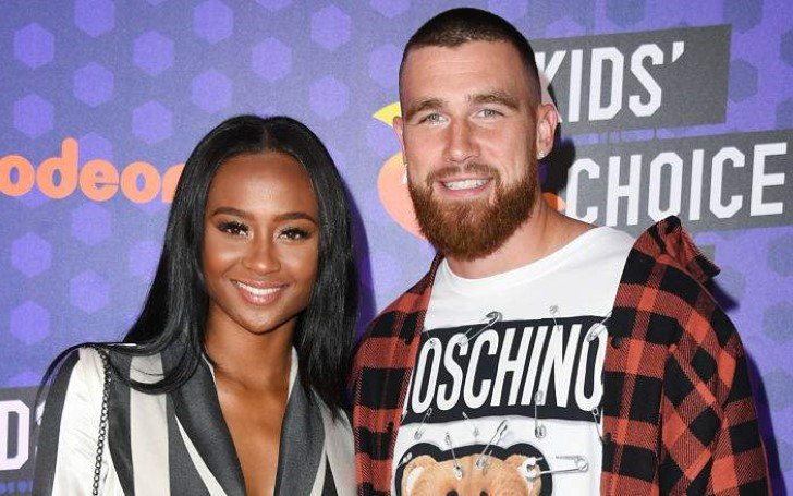 Kansas City Chiefs' Travis Kelce and Girlfriend Kayla Nicole Are Dating For 2 Years