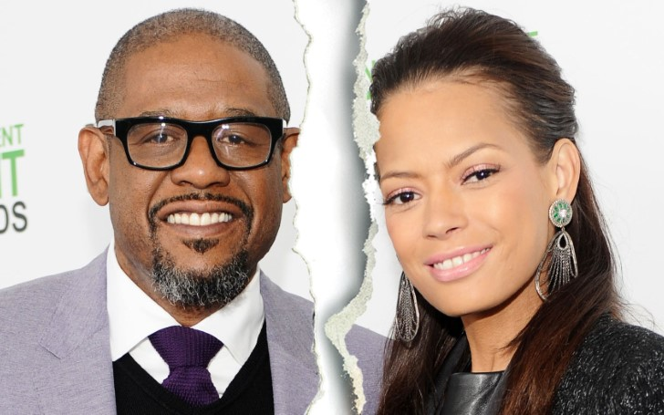 Forest Whitaker Files For Divorce From His Wife of 22 Years Keisha Nash Whitaker