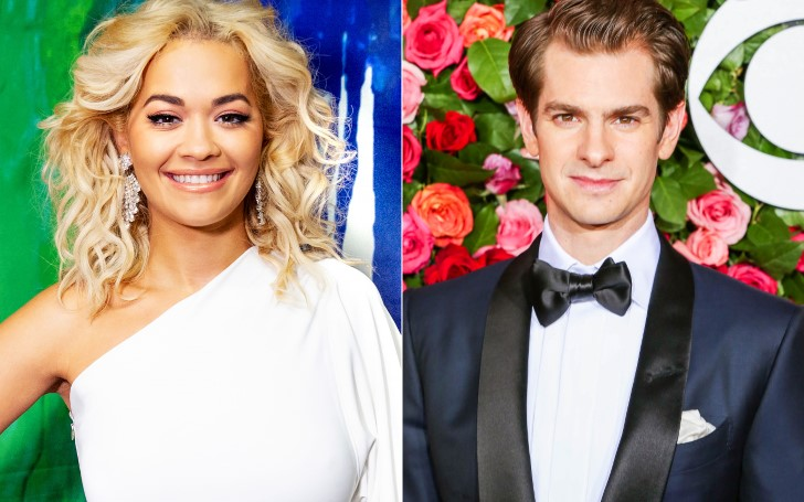 Andrew Garfield and Rita Ora Are Celebrating Their Holidays and Spotted Dating Together