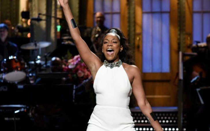 Tiffany Haddish Apologizes and Speaks Out After New Year Show Flop