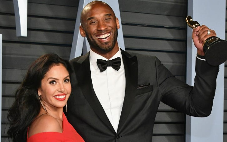 Kobe Bryant Expecting Fourth Daughter With Wife Vanessa