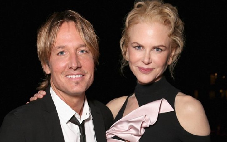 Nicole Kidman Made Surprise Appearance With Her husband Keith Urban on CNN's New Year's Eve Live
